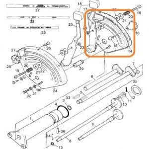 Hidrolik Kadran Saç Tablası Büyük Massey Ferguson Tüm Modeller OC260820181625