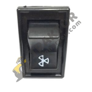 Kabin Kalorifer Anahtarı Yeni Tip Massey Ferguson 266 – 256G – 266G – 277G – 288G TIH000001320