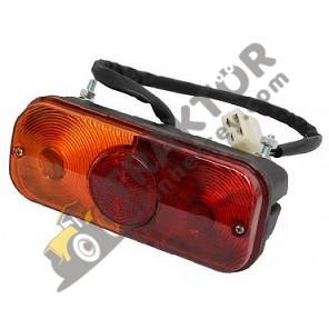 Arka Stop Lambası Sağ Yeni Model Köşeli Massey Ferguson 3075 – 3085 TIH000001044