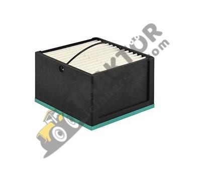 Mazot Filtresi Kare Massey Ferguson 3075 – 3085 – 3095 – 3105 Modelleri İçin Yerli İmalat OC2704201813031