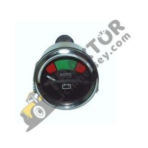 Voltmetre Büyük Yeni Model Massey Ferguson 240 – 255 İthal OC180520181513