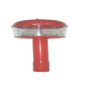 Hava Filtre Camlı Baca Kırmızı Massey Ferguson 165 – 175 – 185 – 188 Yerli Üretim OC120520181519