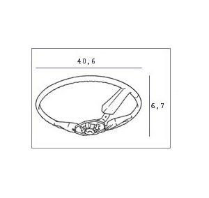Direksiyon Simidi Kamalı Kapaklı Dar Küçük Tip Massey Ferguson 35X – 135 Eryavuz OC130520180224