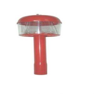 Hava Filtre Camlı Baca Kırmızı Massey Ferguson 135 Yerli İmalat OC120520181621