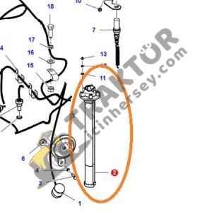 Mazot Depo Şamandırası Massey Ferguson 2620GE – 2625F – 2625GE – 2625 – 2630F – 2630GE – 2630 (4×4) Orjinal OC070820191916