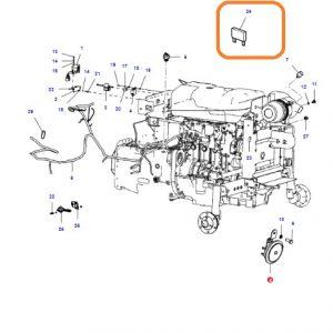 Sigorta 15A Massey Ferguson 240 (Hindistan) – 240S (Hindistan) – 2635 Orjinal OC150920181914
