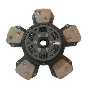 Debriyaj Balatası 5 Ped Serametalik Yaprak Massey Ferguson 398 – 3075 – 3085 – 3095 – 3105 Orjinal Muadili OC0205201814488