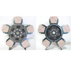 Debriyaj Balatası 5 Ped Serametalik Yaprak Massey Ferguson 398 – 3075 – 3085 – 3095 – 3105 Yerli imalat OC0205201814489