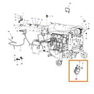 Korna Massey Ferguson 2600 Serisi 240 Hindistan – 240S Hindistan – 2615 – 2620 – 2625 – 2630 – 2635 Orjinal OC150920181841