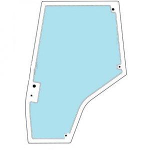 Kapı Camı Sol Taraf Massey Ferguson 4707 – 4708 – 4709 – 5710 – 6712 – 6713  Orjinal OC040720182006
