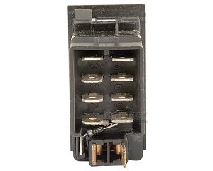 Dörtlü Flaşör Sinyal Düğmesi Massey Ferguson 398 Orjinal OC260320181522
