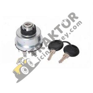 Marş Ve Kontak Anahtarı Fiat 55 46 – 80 66 Orjinal Muadili OC230820180537