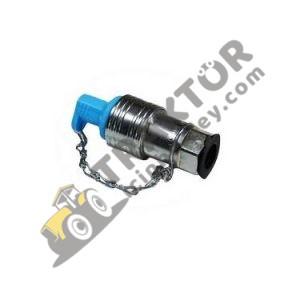 Hidrolik Damper Adaptörü Birleştirici Zincirli Dişi Mavi New Holland 55-56S Tier2 65-56S Tier2 TT50B Tier2 – TT55B Tier2 – TT65B Tier2 – TT50 Tier2 – TT55 Tier2 – TT65 Tier2 Orjinal Muadili OC230420191647