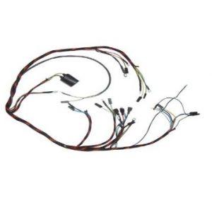 Elektrik Tesisatı Alternatör İçin Massey Ferguson Yeni Model 135 Erimti OC190520180400