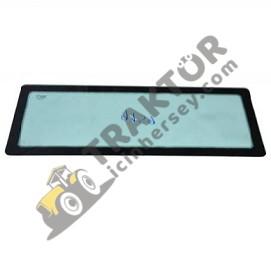 Arka Alt Cam Yapıştırma Tümosan Maxima 9100 Serileri Orjinal TIH000000841