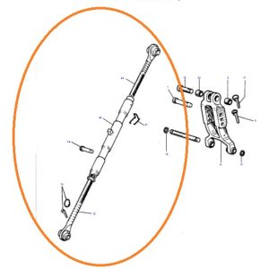 Orta Kol Komple Kare Diş Massey Ferguson 165 – 175 – 185 Lider OC020620180348