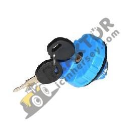 Mazot Depo Kapağı Ford 2000 – 3000 – 5000 – 6600 – 6610 Kilitli, Fırın Boyalı OC2208201805302