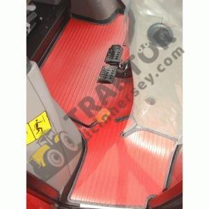 Case IH 115U Farmall (2015-1018 Model yılı için) PVC Paspas OC090420180316