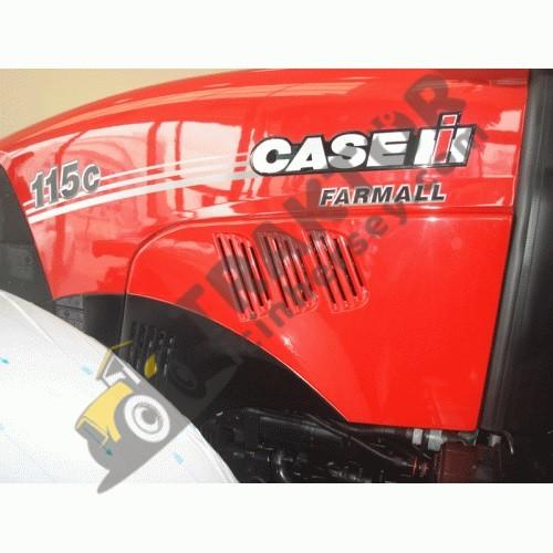 Case IH Farmall 115C PVC Traktör Paspası OC080420181756