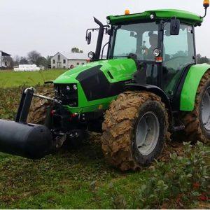 Deutz-Fahr 5090G PVC Traktör Paspası OC120420181117