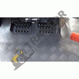 Case IH JX55C (2015-2018 Model Yılı İçin) PVC Traktör Paspası OC180420181936