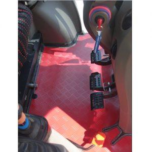 Case IH JX75C (2015-2018 Model Yılı İçin) PVC Traktör Paspası OC08042018175627
