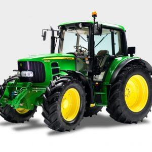 John Deere 6330 PVC Traktör Paspası OC130420181222