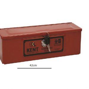Büyük Boy Kilitli Takım Kutusu Metal Kırmızı Massey Ferguson Yerli İmalat OC080420180837112