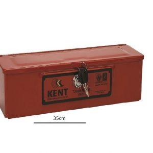 Orta Boy Kilitli Takım Kutusu Metal Kırmızı Massey Ferguson Yerli İmalat OC080420180837114