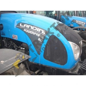 Landini Powerfarm 110 PVC Traktör Paspası OC080420181305