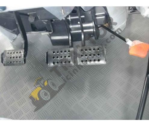 New Holland TD90D PVC Traktör Paspası OC140420181343