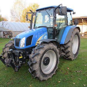 New Holland TL90 PVC Traktör Paspası OC140420181350