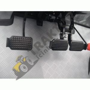New Holland TR6.120 – TR6.130 – TR6.140 PVC Traktör Paspası OC140420181618
