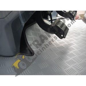 New Holland TT4.55 PVC Traktör Paspası OC140420181631