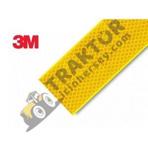 Reflektör Şerit Bant Sarı – Römork Ve Ekipmanlar İçin OC0905201814371