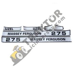 Massey Ferguson Yan Yazı Takımı Ekonomi 275 TIH000000302