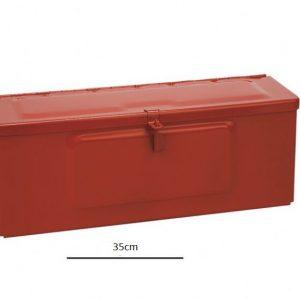 Orta Boy Takım Kutusu Metal Kırmızı Massey Ferguson OC08042018083745