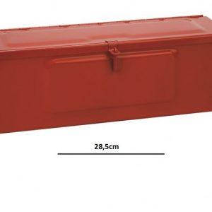 Küçük Boy Takım Kutusu Metal Kırmızı Massey Ferguson Yerli İmalat OC080420180837