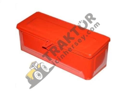 Takım Kutusu Massey Ferguson Küçük Uzel Tip Metal Kırmızı OC080420180938