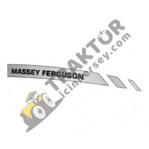Massey Ferguson Etiket Yan Yazı Sağ 3615 – 3625 – 3635 – 3645 Orjinal TIH000000376