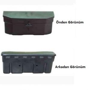 Takım Kutusu Plastik Massey Ferguson Yeni Model Orjinal OC0804201807581