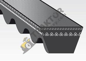 12,5 x 1600 Bando Vantilatör Kayışı Tırtırlı Orjinal Kalitesinde OC04032018164065